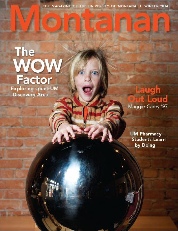 cover of the Winter 2014 issue