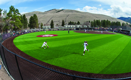 The new Grizzly Softball Stadium