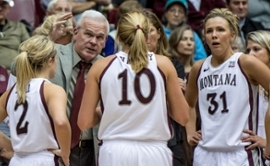 Lady Griz coach Robin Selvig has led the team since 1978
