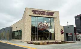 Washington-Grizzly  Champions Center Opens Doors