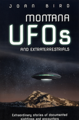 Book Cover:Montana UFOs and Extraterrestrials