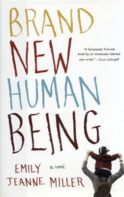 Book Cover: Brand New Human Being