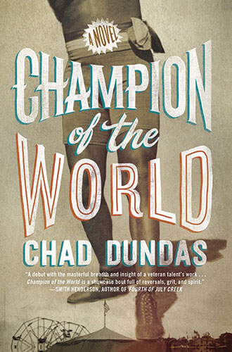 Champion of the World cover
